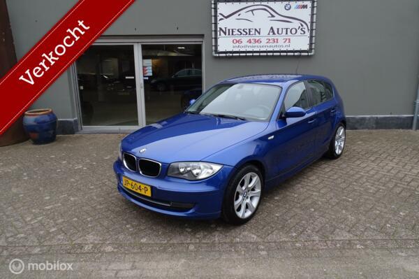 BMW 1-serie  E87 116i Executive Airco/Nieuwe ketting