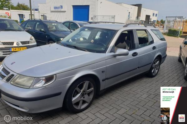 Saab 9-5 Estate 2.3t Linear Business Pack