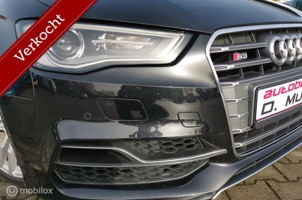 Audi S3 Limousine S3 300pk Bom Voll handgeschakeld