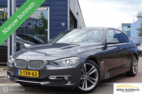 BMW 3-serie 320d EfficientDynamics Edition Executive