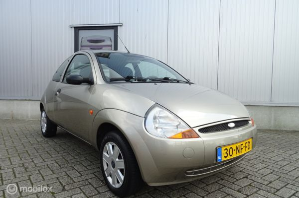 Ford Ka 1.3 Couture II * 111.DKM Nationale Autopas *