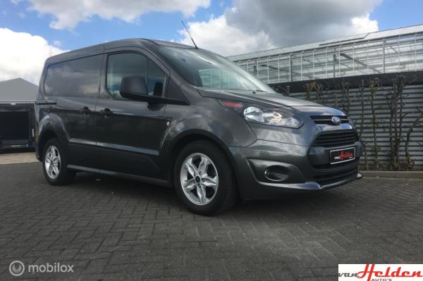 Ford Transit Connect 1.0 Ecoboost L1 Ambiente Navi Cruise Contr 3-Zits Lichtmetaal 1e Eigenaar,