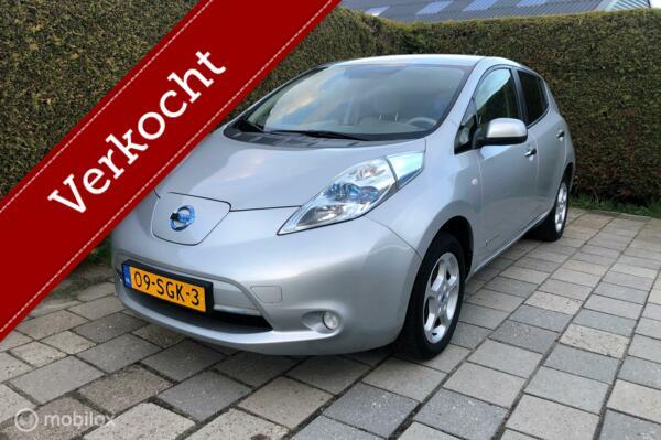 Nissan Leaf 80 KW Aut., Navi, Xenon 24 kWh