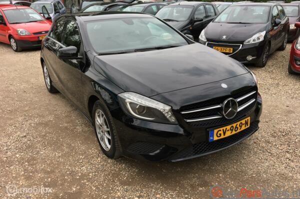 Mercedes A-klasse 180 CDI Lease Edition,BTW auto!