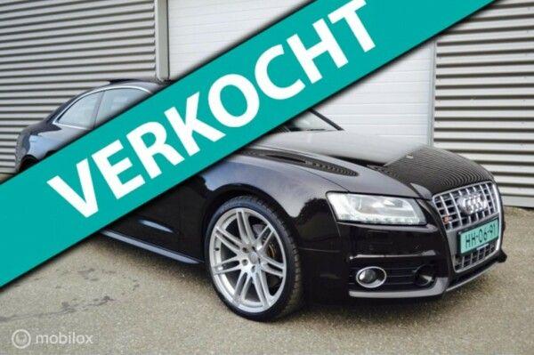 AUDI S5 4.2 FSI V8 Quattro Audi Selective Drive LED Xenon NAV Panoramadak
