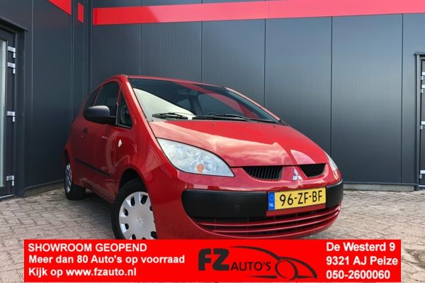 Mitsubishi Colt 1.3 Incharge | Metallic |