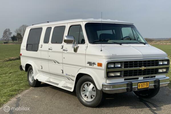 Chevrolet USA Chevy Van G20 Mark III Topstaat!