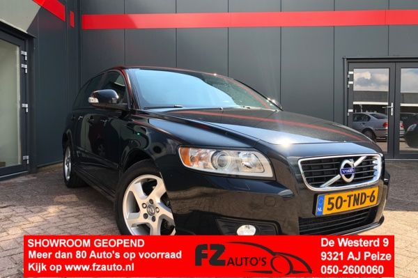 Volvo V50 1.6 D2 S/S Kinetic | Metallic