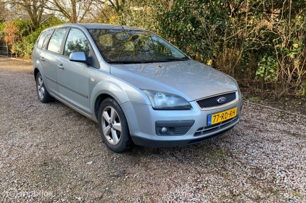 Ford Focus Wagon 1.6 TDCI First Edition
