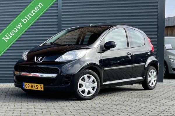 Peugeot 107 1.0 TOPstaat! Airco/1 Eigenaar/Nwe APK/Garantie!