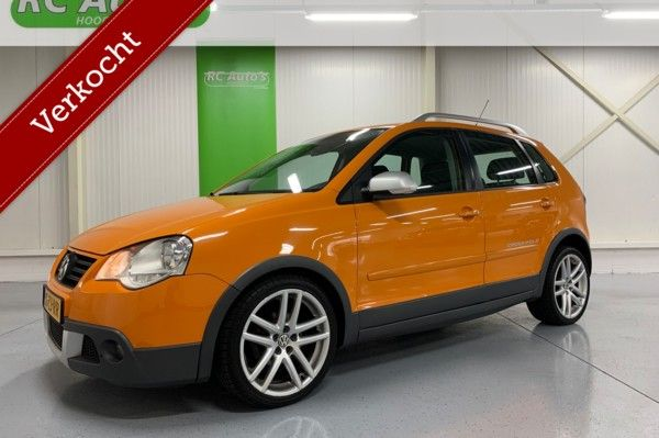 Volkswagen Polo 1.4 TDI Cross DRF