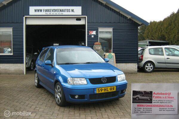 Volkswagen Polo 1.4-16V Alle inruil, ook  APK AFgekeurd.