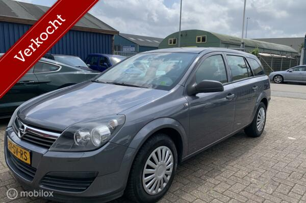 Opel Astra Wagon 1.4 Business nw apk. nw remmen