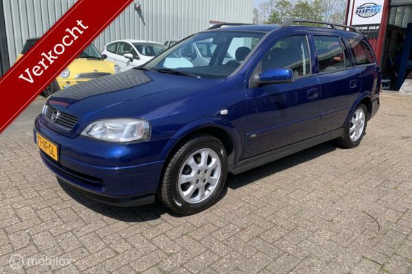 Opel Astra Wagon 1.6-16V Njoy met nieuwe apk