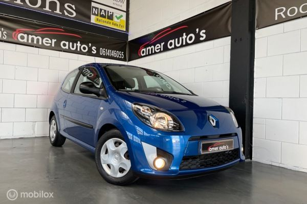 Renault Twingo 1.2-16V Night & Day*airco*27564 KM NAP! NIEUWSTAAT!!