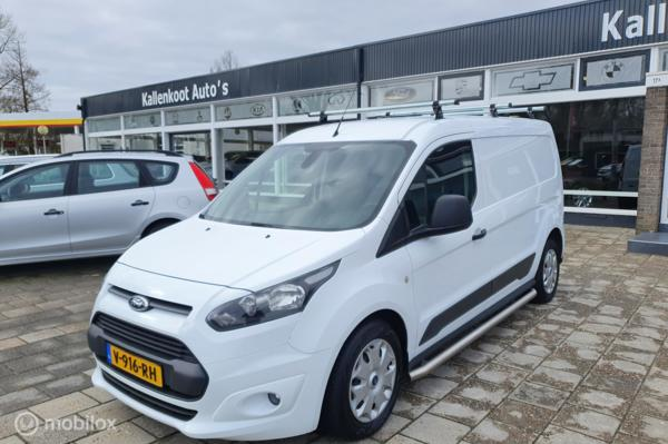 Ford Transit Connect 1.6 TDCI L2, 3 Prs, Airco, Stoelverwarming