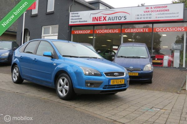 Ford Focus 1.8-16V Futura Business Pack Flexifuel