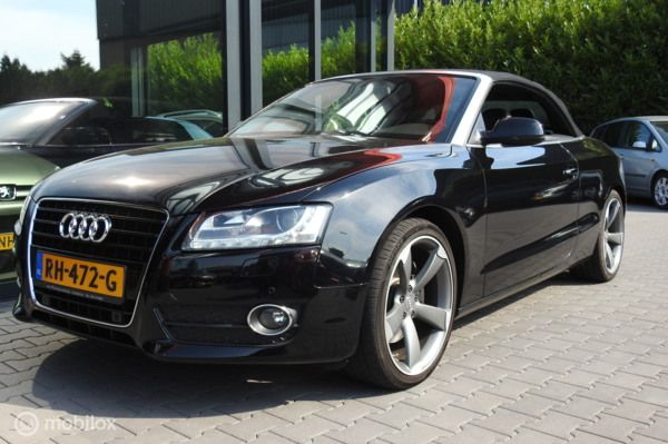 Audi A5 Cabriolet - 3.2 FSI Pro Line