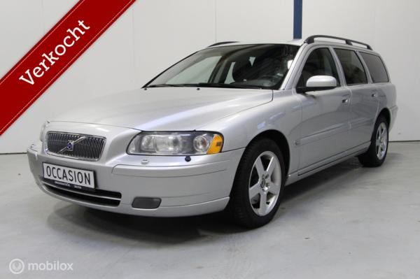 Volvo V70 2.5T Edition Automaat