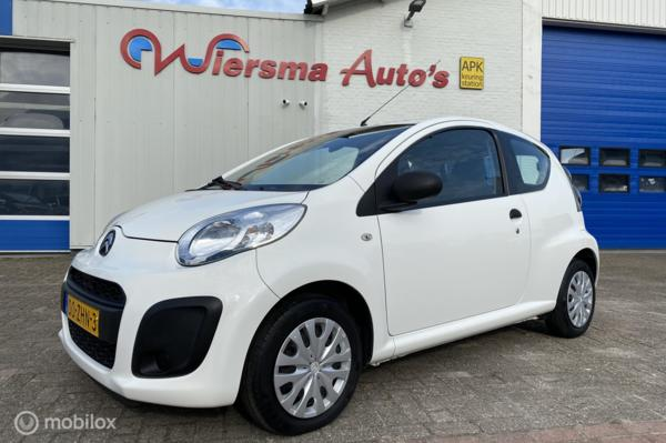 Citroen C1 1.0 Attraction MET AIRCO!!