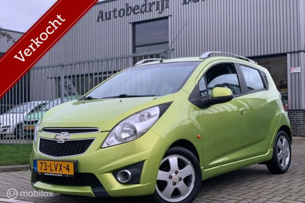 Chevrolet Spark 1.2 16V LT // limited edition !! // Luxe uitv