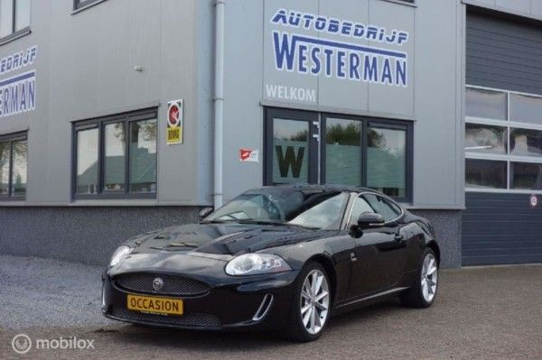 Jaguar XKR - 5.0 V8 S/C 510PK COUPE VOL OPTIES