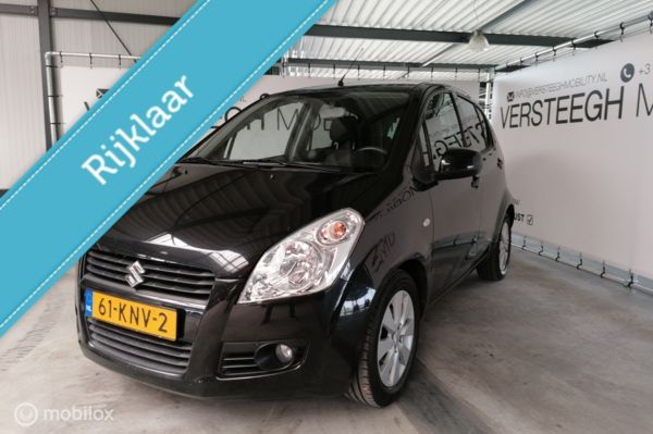 Suzuki Splash 1.2 Exclusive, 5-Deurs, Airco