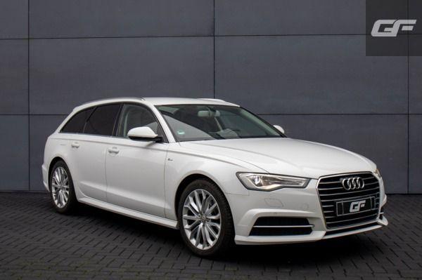 Audi A6 Avant Ultra TFSI S-line 190PK Autom Navi Cruise Deal