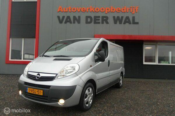 Opel Vivaro - 2.0 CDTI L1H1 AIRCO/CRUISECONTROL/NAVIGATIE