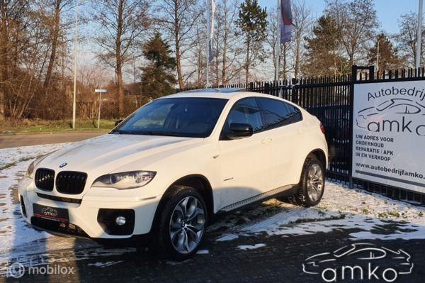 BMW X6 5.0i / NAVI / 360 CAMERA / LEDER / ENZ. / ENZ.
