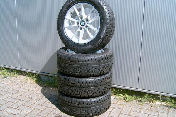 BMW origineel styling 390 LMV met winterbanden 225-55-16