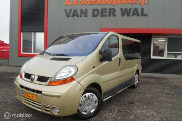 Renault Trafic bestel 2.5 dCi L1 H1/INVALIDE BUS MET ELEC LIFT
