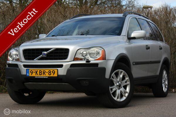 YOUNGTIMER Volvo XC90 2.9 T6 272pk AUT Exclusive memory/navi