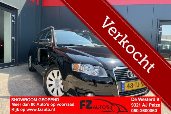 Audi A4 Avant 1.8 Turbo Pro Line | Automaat | L.M Velgen |