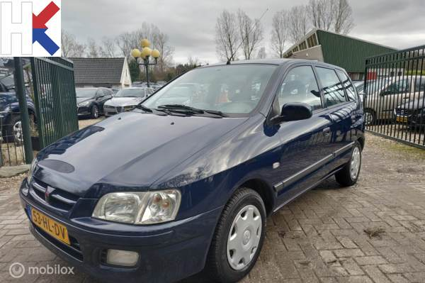 Mitsubishi Space Star 1.6 1eEig Dealeronderh Airco 143.192km
