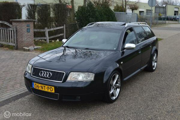 Audi S6 4.2 V8 / Youngtimer / Prins LPG / Recaro / Bose
