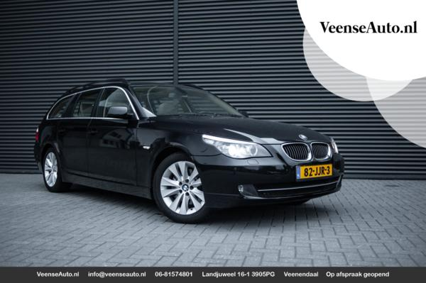 BMW 5-serie Touring 525d Business Line Edition | Zeer luxe