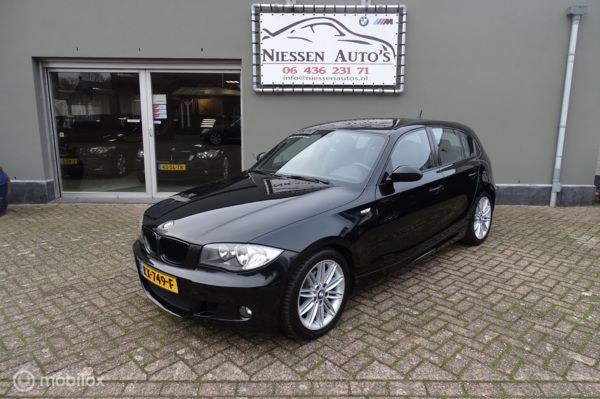 BMW 1-serie 116i E87 High Executive M-Sport/Stoelverwarming