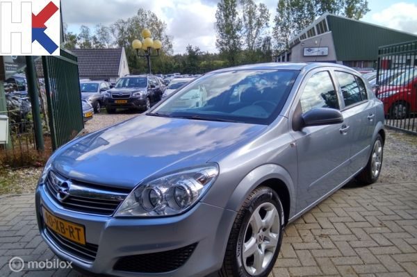 Opel Astra 1.6 5-deurs Business CruiseControl 100.238km NAP!