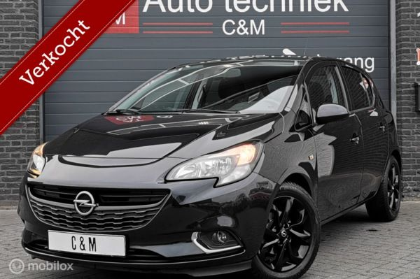 Opel Corsa 1.4 Color Edition/Cruise/Airco/PDC/luxe/speciaal