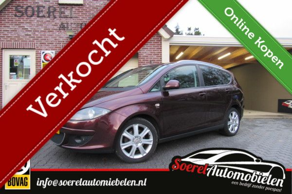 Seat Altea XL 1.4 TSI Business Style, clima, cruise, 128178 KM