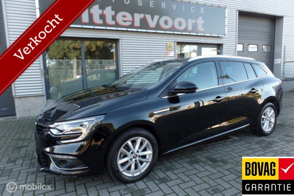 Renault Megane Estate 1.2 TCe Limited