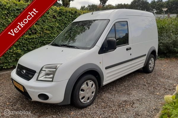 Ford Transit Connect T230L 1.8 TDCi Limited Edition