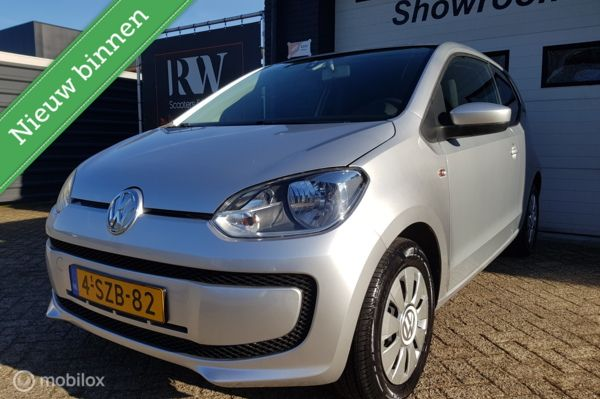 Volkswagen Up 1.0 take up Blue Motion airco, nieuwe apk!