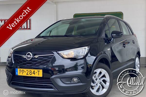 Opel Crossland X 1.2 Innovation | Trekhaak | Hoogzitter |