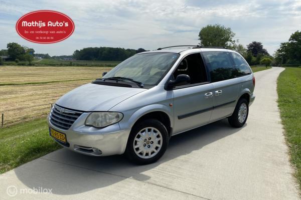 Chrysler Voyager 2.4i SE Luxe Airco Climate 6 persoons!