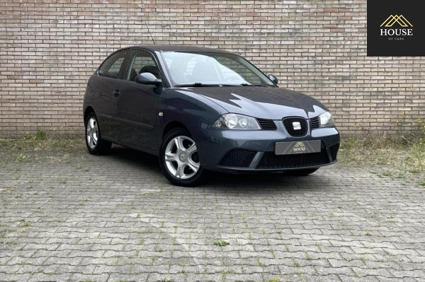 Seat Ibiza 1.4 16V Trendstyle Airco Cruise AUX Lichtmetaal