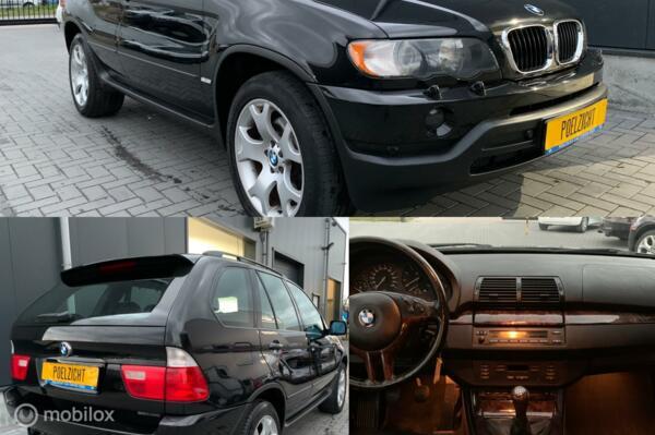 BMW X5 3.0 ZEER NETTE AUTO !  X5
