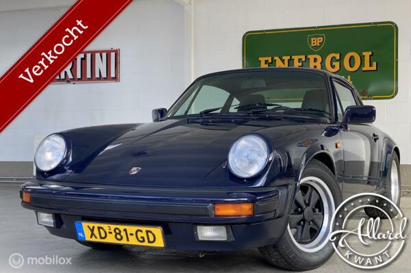 Porsche 911 3.2 Coupé