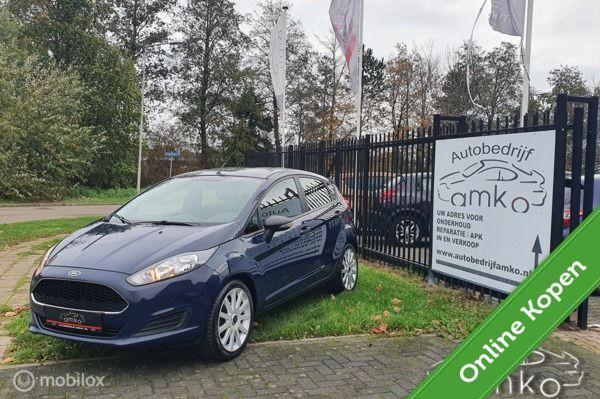 Ford Fiesta 1.25 / 5-DEURS / AIRCO / LAGE KM STAND